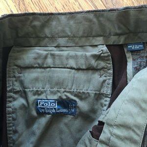 Polo by Ralph Lauren Shorts - Polo Ralph Lauren cotton paisley floral shorts 36